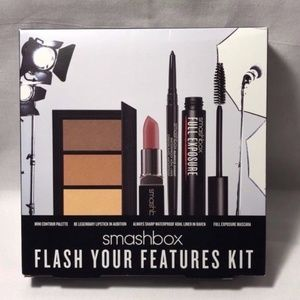 Smashbox Flash Your Features Kit 4 Piece Full Face
